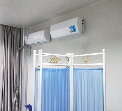 祝贺南昌市第十医院安装安尔森牌医用臭氧消毒机